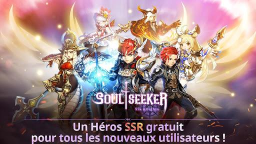 Soul Seeker : Six Knights - RPG Action Stratégie  screenshots 1