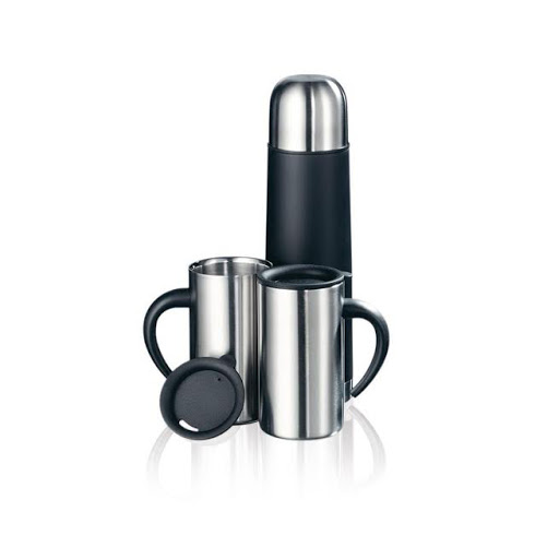 Travel Vacuum Flask Set