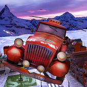 Christmas Flying Car games