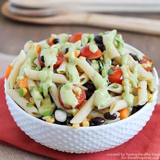 Southwestern Pasta Salad.