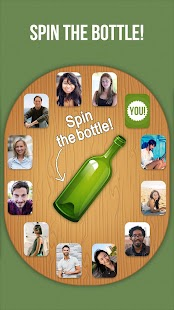 Spin the Bottle: Chat and Flirt - náhled