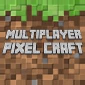 Tải Game Multiplayer Pixel Craft