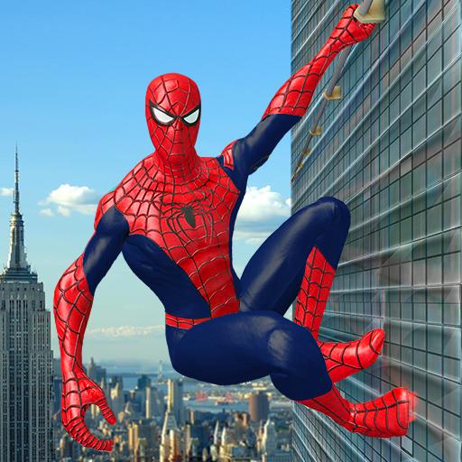 Spider Hero Crime Battle