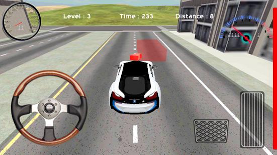 Car Park Challenge 3DSimulator screenshot