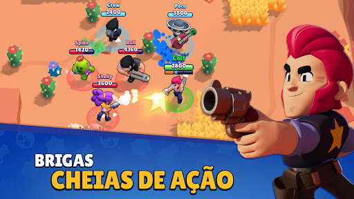 Brawl Stars no Android