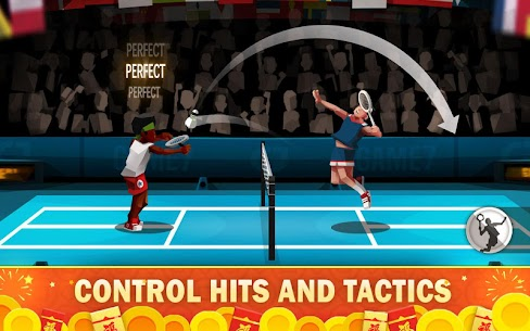 Badminton League Apk Mod (MOD, Unlimited Coins) 7