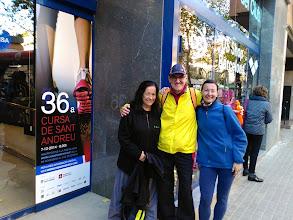 Photo: 36ª Cursa de Sant Andreu 7/12/14