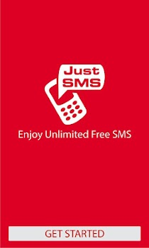 JustSMS - Unlimited Free SMS