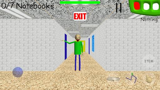 Baldi's Basics Classic  captures d'écran 1