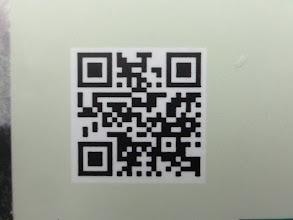 Photo: Voila, met deze QR-code in te scannen kom je meer te weten!