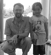 Photo: This wonderful little girl was my buddy in I-Lan__ language barrier was no barrier
