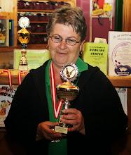Photo: Senioren Einzel Damen  – 1. Platz Edith Lockinger