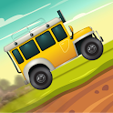 Jeep Climb Racing Games: Hill Side Adventure Drive icon