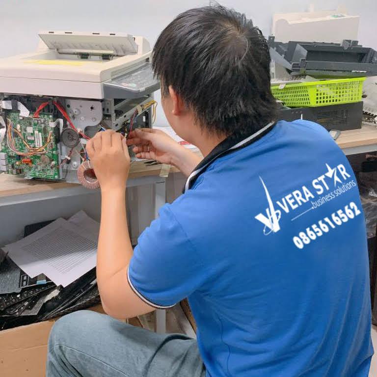 Kỹ thuật sửa chữa máy tính VERA STAR