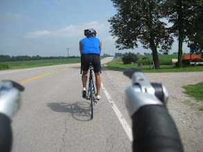 Photo: Summer 2010 - Riding around London, Ontario