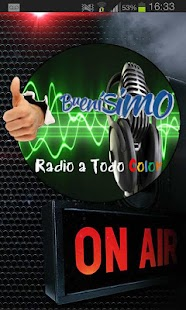 BUENISIMO RADIO- screenshot thumbnail