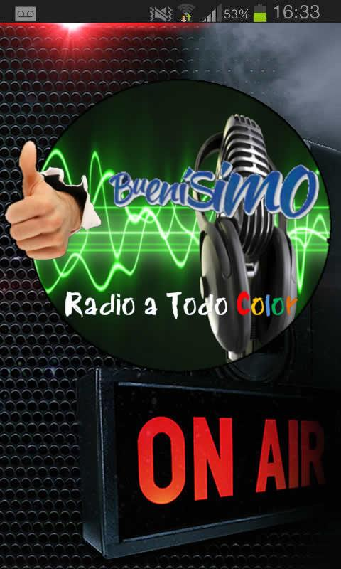 BUENISIMO RADIO- screenshot