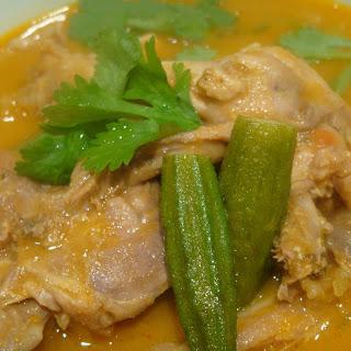 Ghanaian Groundnut Soup