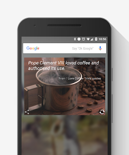 I Love Coffee Widget 1