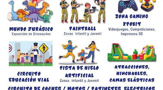 Algunas de las actividades que ofrecerá el salón infantil.