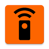 Télécommande Box Orange Icon