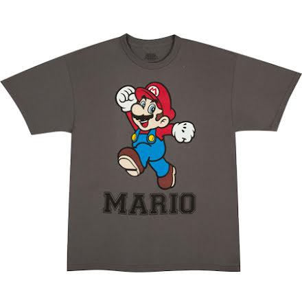 T-Shirt - Jumping Mario