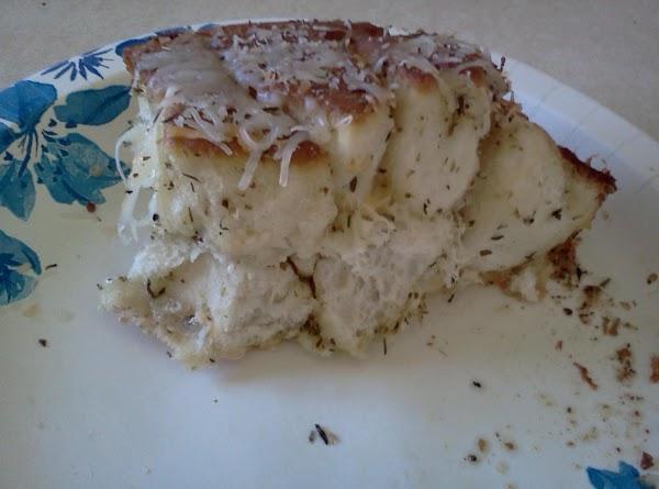 Garlic & Cheese Monkey Bread Recipe