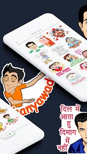 Hindi Chat Stickers For WhatsApp   WA Stickers 1.0 Mod Android Updated 2