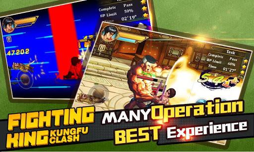 Fighting King : Clash Lite screenshot 3