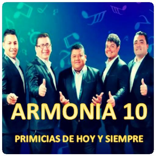 Armonía 10 - Música Mp3 — Google Play-ში არსებული