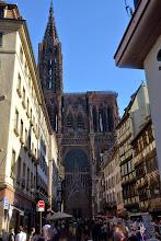 Photo: Cathedral Notre Dame de Strasbourg