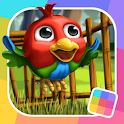 Rope Rescue: Solve Puzzles & Save Baby Birds icon