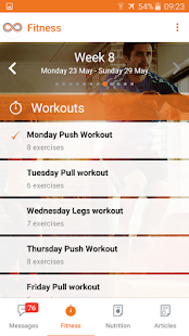 GetPTfit- screenshot thumbnail