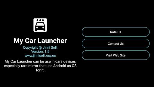 My Car Launcher 2.1 screenshots 2