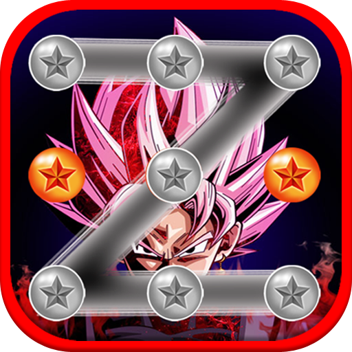 Goku Black Locks Pattern