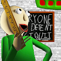 Education And Learning Math School Horror Game icon