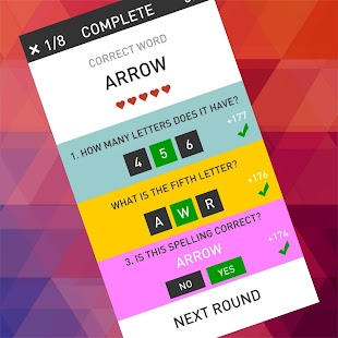 Spelling Games PRO - 8 in 1 Screenshot