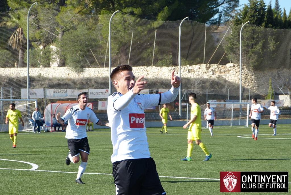Ontinyent CF Villarreal C Alberto Abengózar