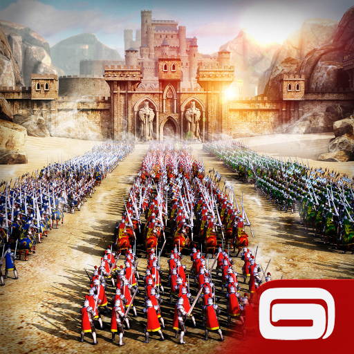March of Empires: War of Lords - Game Strategi MMO