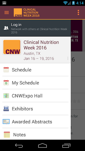 免費下載旅遊APP|Clinical Nutrition Week app開箱文|APP開箱王