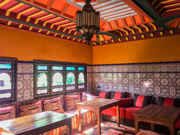 Guesthouse in Morocco