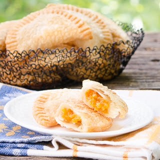 Southern Fried Apricot Hand Pies.