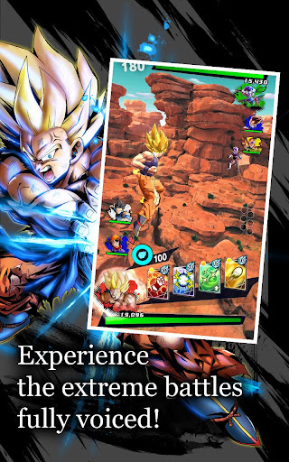 DRAGON BALL LEGENDS - screenshot
