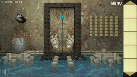 Underwater Palace Escape screenshot 2