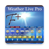 Weather Live Pro - Forecast NEW Android APK Download Free By RalnetID Baru