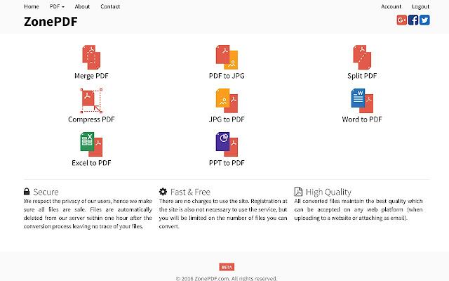 Merge PDF Files - Online PDF Merger