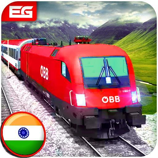 Futuristic Indian Train Simulator