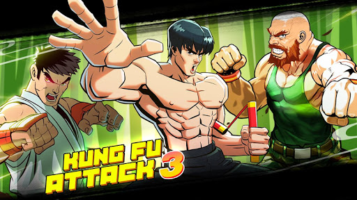Karate King vs Kung Fu Master - Kung Fu Attack 3 1.4.0.101 screenshots 1
