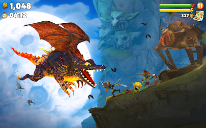 Hungry Dragon™ APK screenshot thumbnail 10