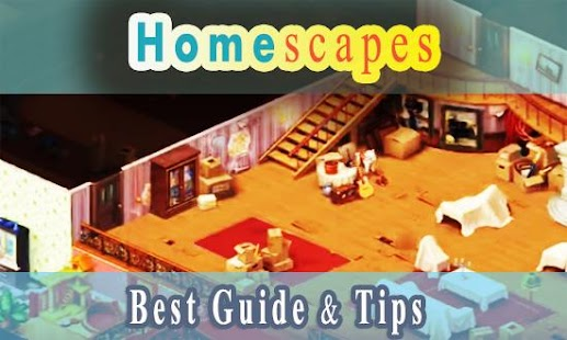 New Guide Tips Homescapes - náhled